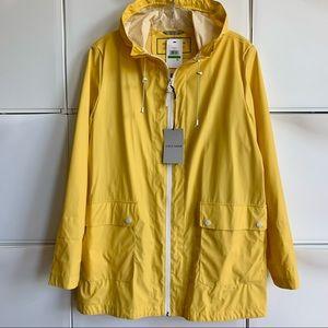 Cole Haan Weather Resistant Rain Jacket. NWT Sz L.